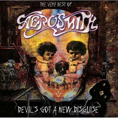 Aerosmith : Devil's Got a New Disguise: The Very Best Of CD Fast and FREE P & P