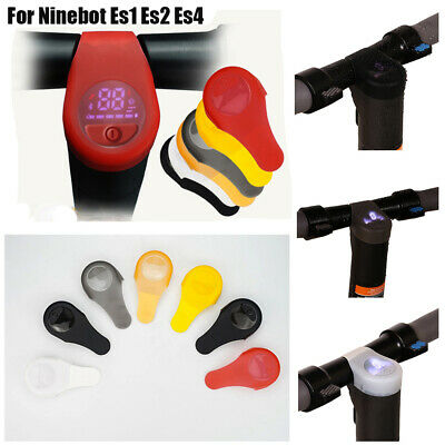 Electric Scooter Silicone Cover Protector for Ninebot Es1 Es2 Es4 Dashboard~~