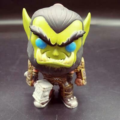 Funko Pop World of Warcraft Thrall #31 Vault Game Vinyl Figure Collectibles OOB