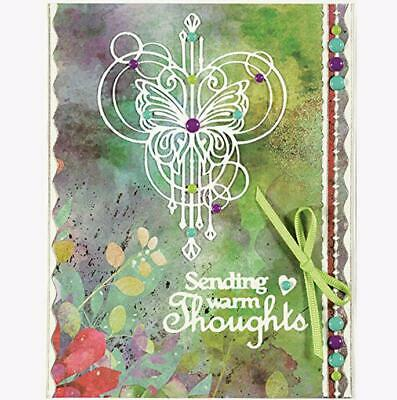 butterfly Metal Cutting Dies Stencil lace Die Scrapbooking Making Paper Card DIY