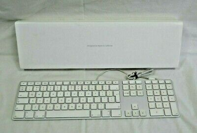 APPLE WIRED KEYBOARD Replacement Keys - £6 00 | PicClick UK