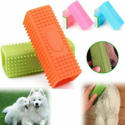 Touch Pet Grooming Comb Brush Dog Cat Fur Hair Removal Comb Massage Deshedding