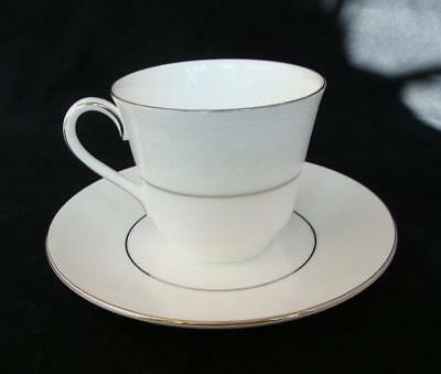 Royal Doulton LACE POINT England Bone China Cup & Saucer -9 Available