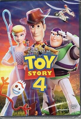 Toy Story 4 (2019) DVD Booking