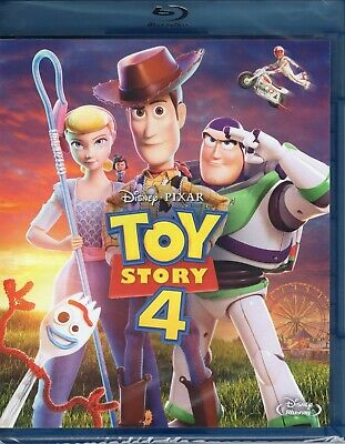 Toy Story 4 (2019) Blu Ray Booking