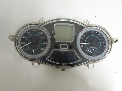 Piaggio XEvo 125 Clocks, Speedo, 26,095 Km, 2011 J3