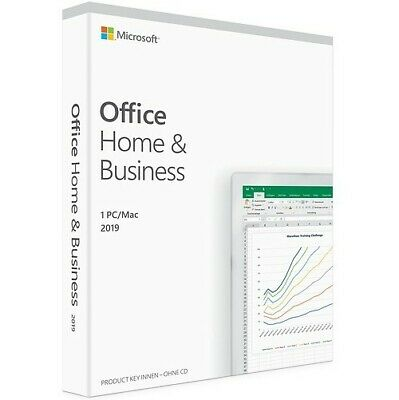 Microsoft Office Home And Business 2019 für Mac Standard