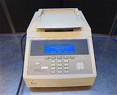 Applied Biosystems Perkin Elmer 9700 GeneAmp PCR System Thermal Cycler  S3048x
