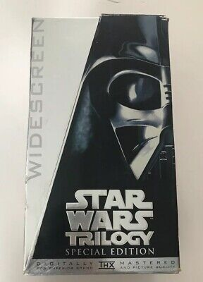 Star Wars Trilogy [Special Edition] [Widescreen]