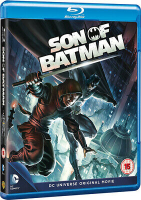 Son of Batman DVD (2014) Ethan Spaulding cert 15 ***NEW*** Fast and FREE P & P