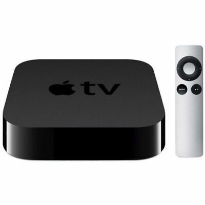 Apple A1469 3rd Generation TV Box With REMOTE AND ALL WIRES INCLUDED !!