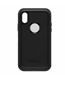 OTTERBOX Defender Series Screenless Edition Case for Apple iPhone XR Black