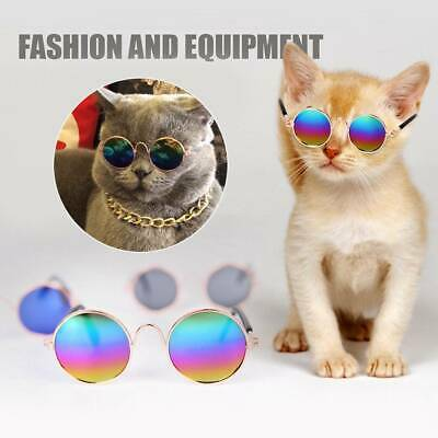 Dog Cat Pet Sunglasses For Pet CosplayLittle Dog Eye-wear Puppy Props Glasses