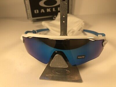 NEW OAKLEY ~RADAR EV PATH SAPPHIRE IRIDIUM~ Sunglasses