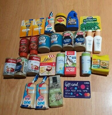 Coles Little shop 2 Mini Collectbales- Free postage