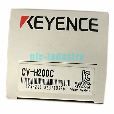 Brand New Keyence CV-H200C CCD Camera CVH200C One year warranty