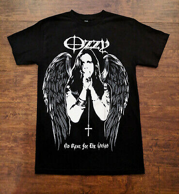Ozzy Osbourne No Rest for the Wicked Men's T-Shirt Black