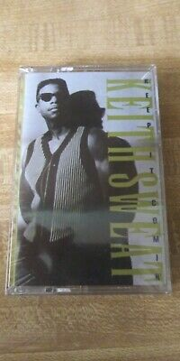 """Brand New Keith Sweat """"Keep it Coming"""" -- Never Opened Cassette - Released 1991"""