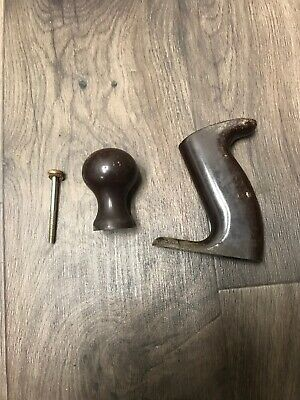 Orig. Hard Plastic Handles for Sears Craftsman No. 4/5 Plane One Screw Only