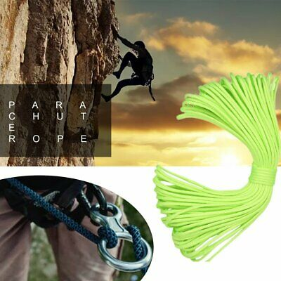 2019 550 Paracord Parachute Cord Lanyard Mil Spec Type III 7 Strand Core100FT LK