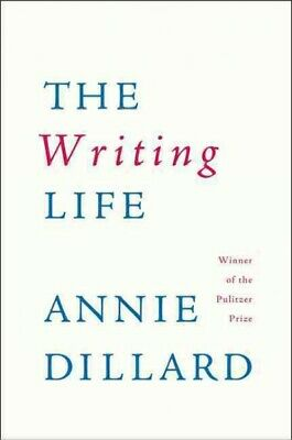 Writing Life, Paperback by Dillard, Annie, Like New Used, Free P&P in the UK