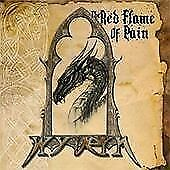 The Red Flame Of Pain, Wyvern, Audio CD, New, FREE & FAST Delivery