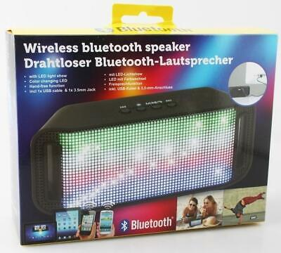 Lifetime Music Draadloze Bluetooth Speaker