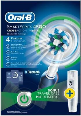 Oral-B Elektrische Tandenborstel - Smart Series 4500 Cross Action