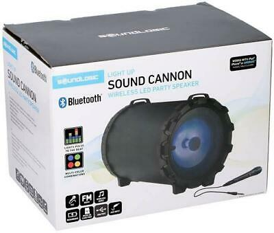 Soundlogic Cannon - Bluetooth Speaker