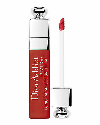 Dior Addict Lip Tattoo Long Wear Colored Tint 661 Natural Red  Nwb