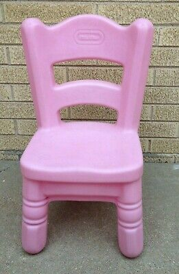 VINTAGE LITTLE TIKES Pink Victorian Country Kitchen TABLE ...
