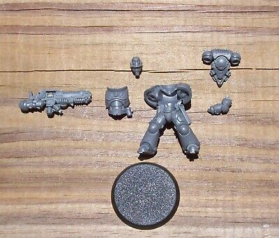 40K Dark Imperium _Primaris Space Marines Hellblaster Sergeant Single Figure