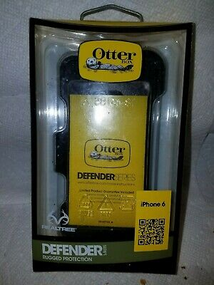 New OEM Otterbox Defender Series Case Cover for Iphone 6 Plus & 6s Plus Holster