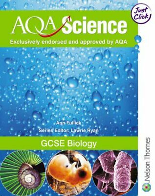 AQA Science GCSE Biology: 2 by Ann Fullick, Acceptable Used Book (Paperback) FRE