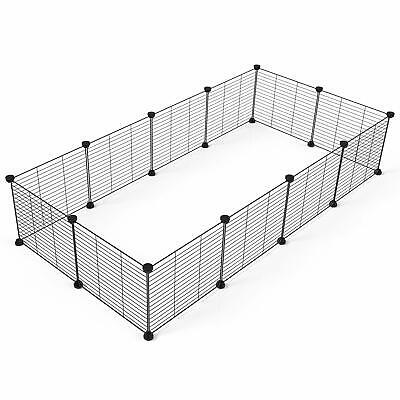 Best Pet Big Guinea Pig Giant Rabbit Cage Kit Small Animal Rodent Gate Barrier