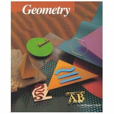McDougal Littell Jurgensen Geometry: Student Edition Geometry 2000 by Ray C. Ju