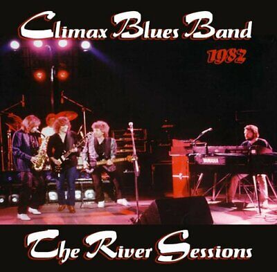 Climax Blues Band-The River Sessions CD   New