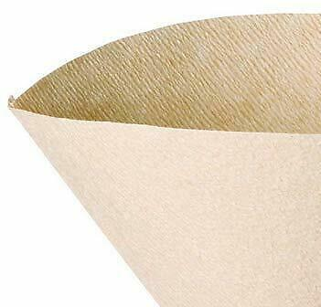 HARIO paper filter VCF-02-100MK V60 M1 4 cups bleached only 100 sheets  JAPAN