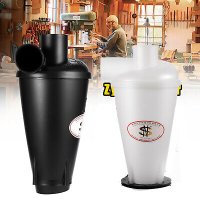 Cyclone Filter Dust Collector Woodworking For Vacuums Dust Extractor Separator 20 49 Picclick Uk