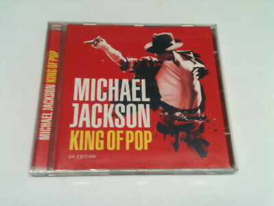 Michael Jackson - KING OF POP (UK Edition) - CD © 2008 (Best Of)
