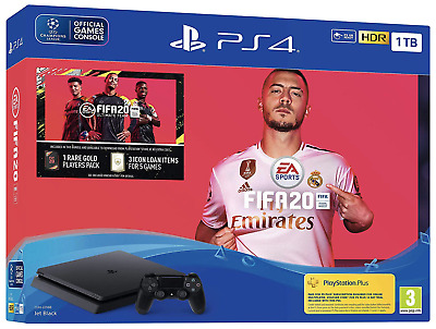 PS4 1TB FIFA 20 Bundle (PS4) BRAND NEW AND SEALED - IN STOCK - QUICK DISPATCH