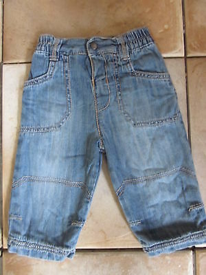 Marks & Spencer Baby Boys Denim Jeans 6-9m L@@K