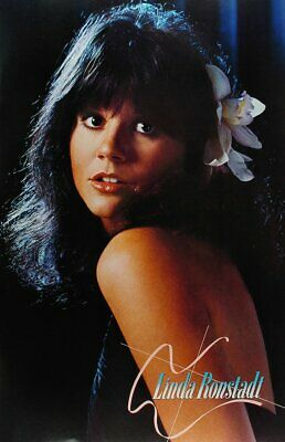 "LINDA RONSTADT 8"" X 10"" glossy photo reprint"