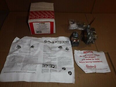 Robertshaw 4700-045 UHF Domestic Gas Oven Thermostat Uni-Line