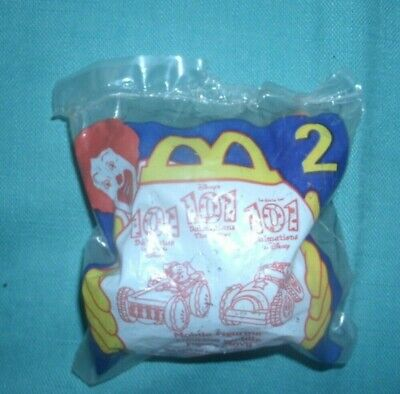 1997 Mcdonalds' Happy Meal 101 Dalmations #2 In The Series Mib