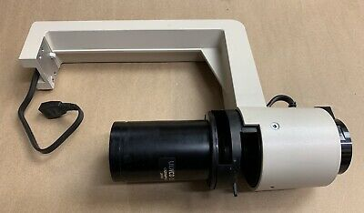 Olympus CK2 (CK 2) Arm With Lamp and Condenser Inverted Microscope Assembly