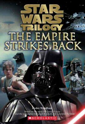 Empire Strikes Back, Paperback by Windham, Ryder, Like New Used, Free P&P in ...