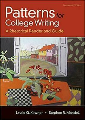 [P.D.F] Patterns for College Writing: A Rhetorical Reader and Guide 14th Edition