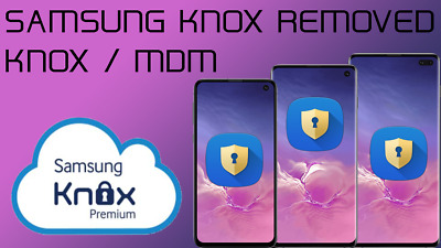 MDM Removal Samsung Galaxy Note 8 N950
