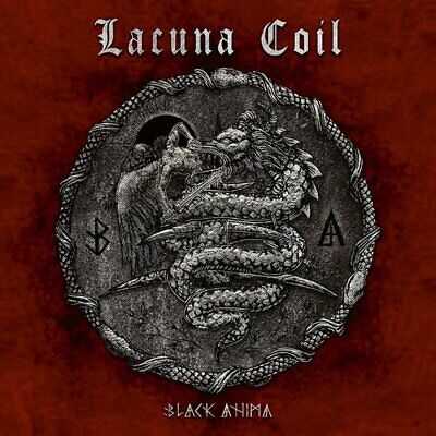 Lacuna Coil - Black Anima Jewel Case CD NEU/OVP